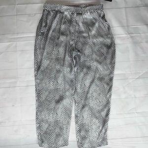 Michael Kors Animal Print Pants XL